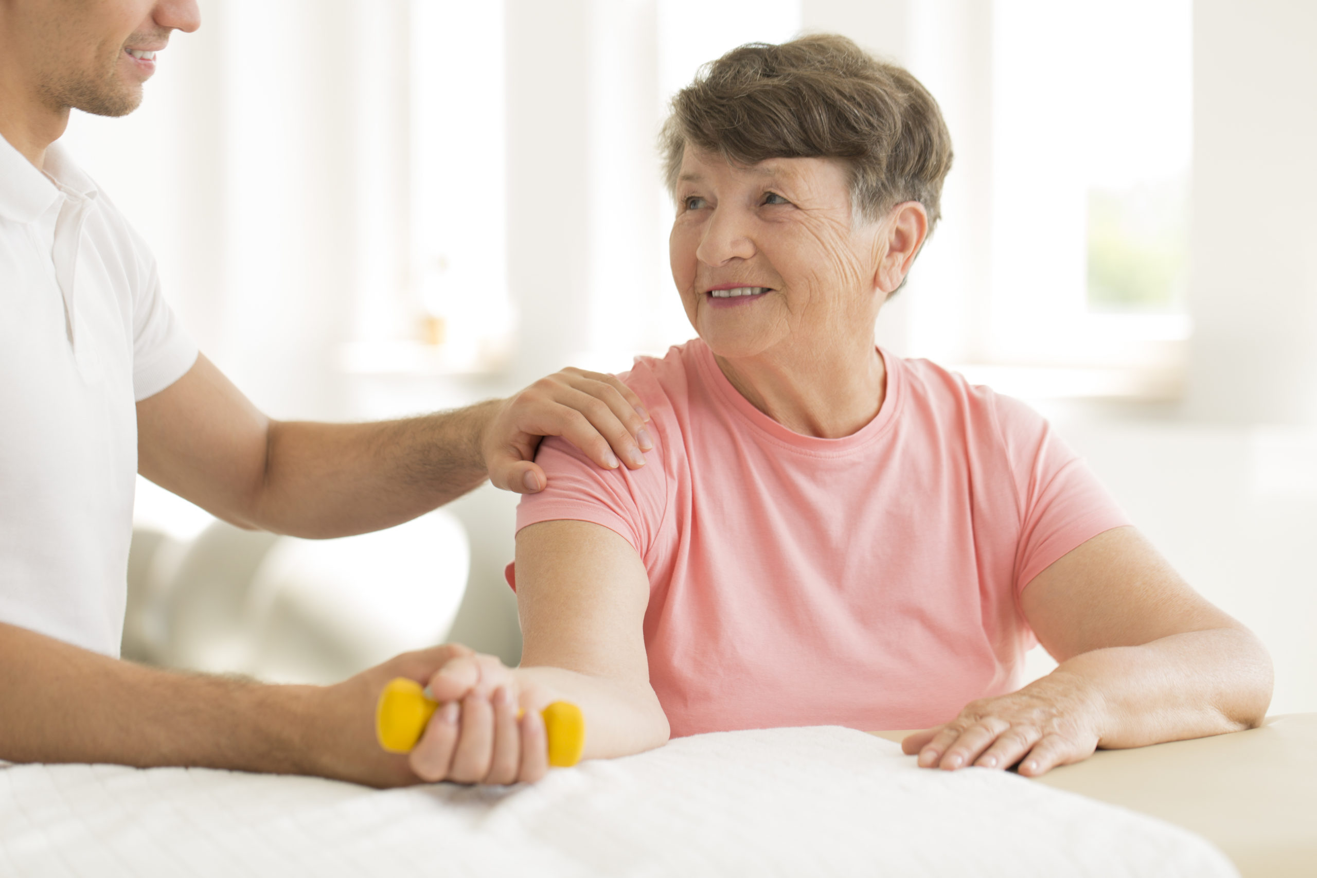 physio to help the elderly - Home Physio Group