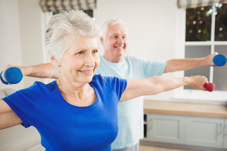 Physio for the older generation - Home Physio Group
