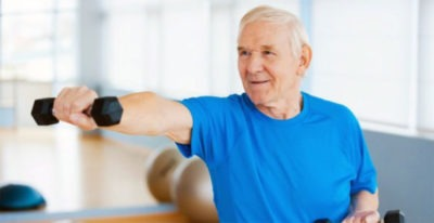 elderly rehabilition - Home Physio Group