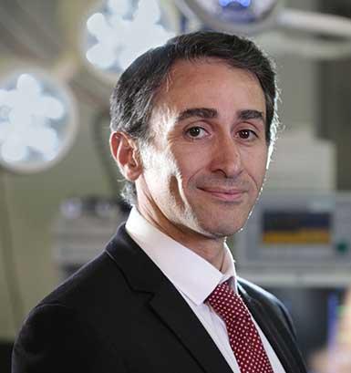 Omar Haddo, shoulder consultant