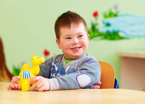 physio for children with complex needs